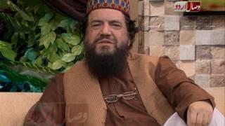 سید سلمان گیلانی سنجیدہ اور مذاقیہ پروگرام ایک ساتھ  salman gilani with iqrar abbasi