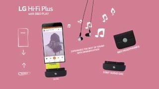 LG G5 Hi-Fi Plus with B&O PLAY