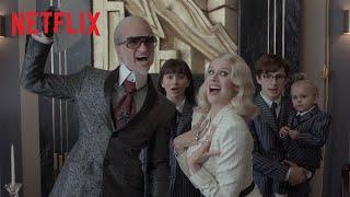 《尼蒙利斯連環不幸事件》第2季 – 幕後潮物聖地 – Netflix