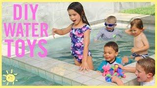 DIY | Water Toys!