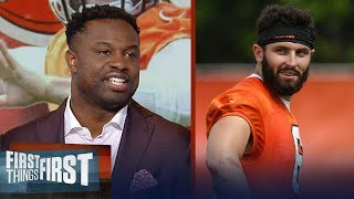 Bart Scott on reports Baker has