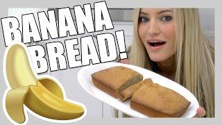 How To Make Banana Bread   iJustine