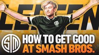 Top 5 BEST Tips to Get Good at Smash Bros. | TSM Leffen