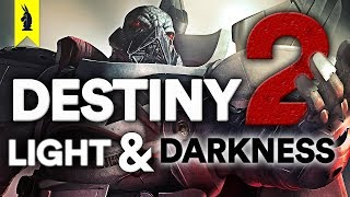Destiny 2 on Religion: Rise of Evil – Wisecrack Quick Take