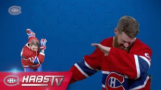 Habs do impressions of their teammates
