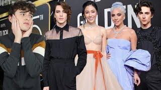 GOLDEN GLOBES 2019 FASHION ROAST & REVIEW (Red Carpet Best & Worst Dressed)
