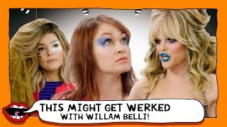 BECOMING FASHION WEEK MODELS ft. Willam Belli with Grace Helbig & Mamrie Hart