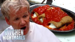 Customers Send Back EVERY DISH   Kitchen Nightmares