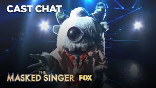 You Won't Believe Who Is Under The Monster Mask!   Season 1 Ep. 10   THE MASKED SINGER