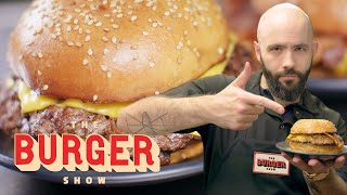 Binging With Babish Tries to Survive in a Professional Kitchen | The Burger Show