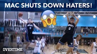 Mac McClung BLOWS UP In Visitor