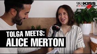 Interview ALICE MERTON: scandalous pics & real roots!