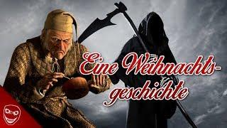 Eine schrecklich gruselige Weihnachtsgeschichte! - Scrooge und der Geist zukünftiger Weihnacht!