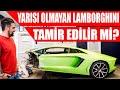 Yarısı Olmayan Lamborghini Tamir Edili...mp3
