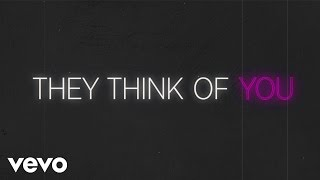 Chris Young - Think of You (Lyric Video)