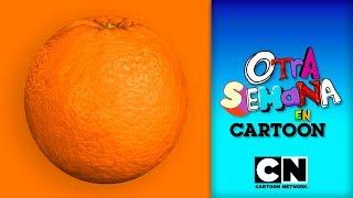 Naranja | Otra Semana en Cartoon | S03 E09 | Cartoon Network