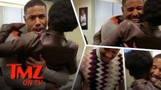 Black Panther Stars Making Black Magic Together? | TMZ TV