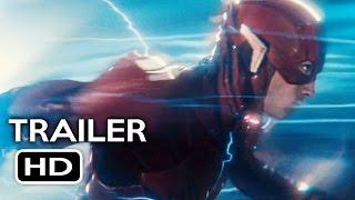 Justice League Trailer #1 (2017) Gal Gadot, Ben Affleck Action Movie HD