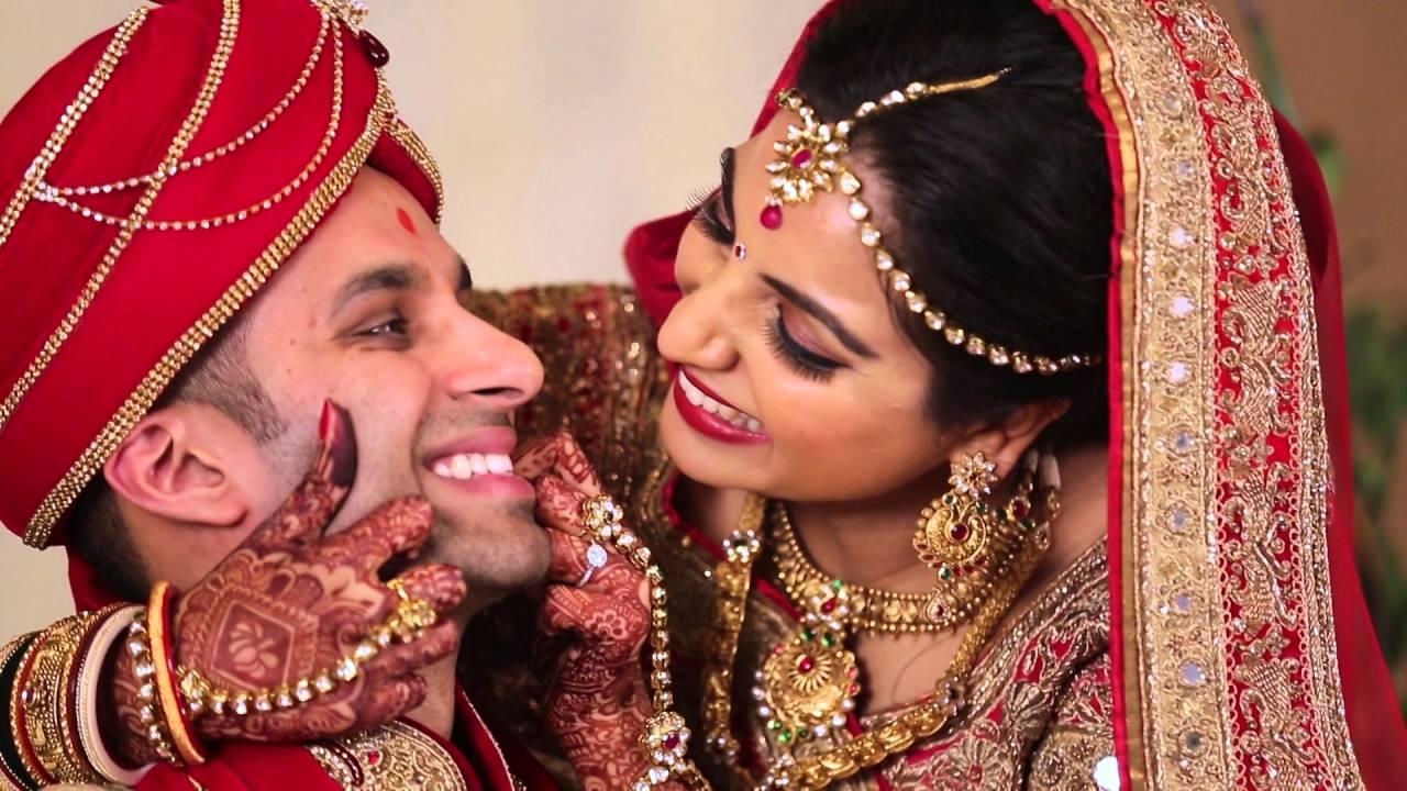 Nisha and rishi wedding