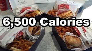 Jack-in-the-Box Ultimate Munchie Meal Challenge