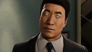 Spiderman PS4 - Peter Parker Discovers Martin Li