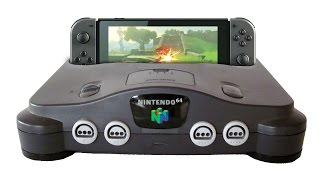 Nintendo Switch vs. Nintendo 64