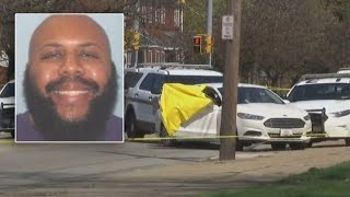 Witness Recounts Seeing Facebook Killer Steve Stephens At McDonald