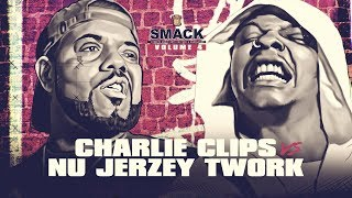 CHARLIE CLIPS VS NU JERZEY TWORK RAP BATTLE | URLTV