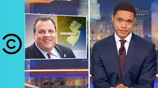 Karma Politics! Goodbye Chris Christie | The Daily Show
