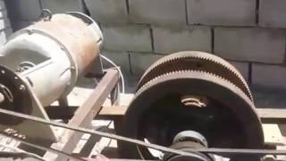 Free Energy Generator Double Flywheel