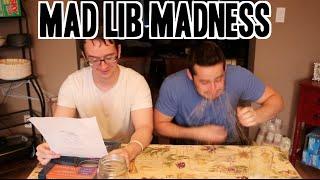 Mad Lib Madness