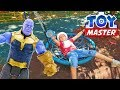 Thanos vs Toy Master. Oyun parkında yak...mp3