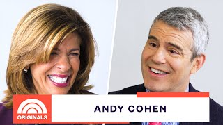 Andy Cohen and Hoda Chat Timing of Kids| Quoted By…with Hoda| Today