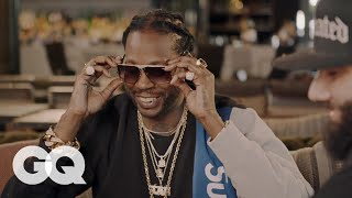 2 Chainz Tries On $48K Vintage Sunglasses   Most Expensivest Sh*t   GQ