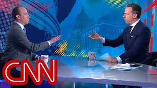 Tapper cuts off Trump adviser interview: I