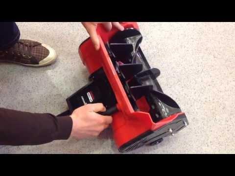 Электролопата для уборки снега своими руками фото