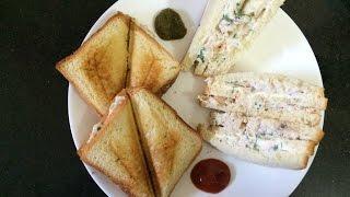 Mayo Chicken Sandwich Recipe | Mayonnaise Chicken Sandwiches