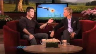 Ellen Reveals Simon