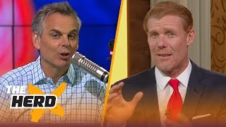 Alexi Lalas details the significance of winning the North American World Cup bid | SOCCER | THE HERD