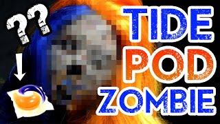 TIDE POD ZOMBIE | FX Makeup Tutorial