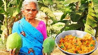 Green Papaya Fry Recipes my Grandma