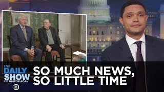 So Much News, So Little Time - The 2026 World Cup & Bill Clinton