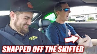 I Present To You the WORST 2nd Gear Shift EVER Recorded!