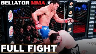 Full Fight   Lyoto Machida vs. Chael Sonnen - Bellator 222