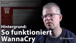 Hintergrund: So funktioniert der Erpressungstrojaner WannaCry