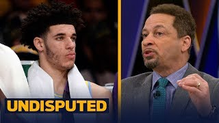 Chris Broussard explains Lonzo Ball isn