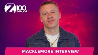 Macklemore Opens Up About Fatherhood & Going Solo | Interview