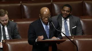 Rep. John Lewis Speaks on Martin Luther King, Jr. National Historical Park Act