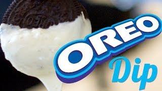 Oreo Dip: The Only Way to Improve Oreos