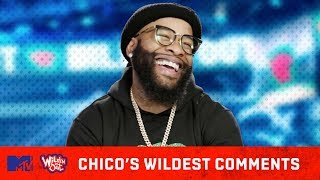 Chico Bean Gets Flamed by the Cast 🔥| Wild